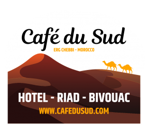 Cafe du Sud hotel in Merzouga