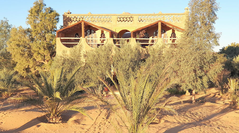 Riad Merzouga Morocco